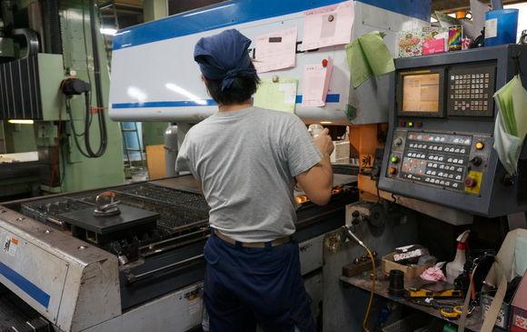 リネンサプライ機器・大型洗濯機の製造