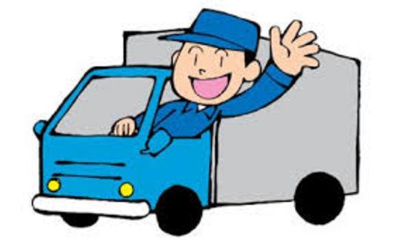 中型トラックでのルート配送員・積み込み作業(正社員求人)